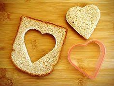 Valentýnské jídlo, svad´tý valentín, svátek všech zamilovaných