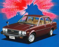 Toyota Corolla Sedan JP-spec (E70) '1979–83