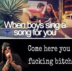 And this is how you'll swoon me #A7X #foREVer