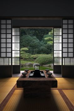 can we get a print out on static paper of a japense garden? CG Works Japanese Tatami Room Application:modo