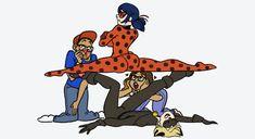 Miraculous Ladybug draw the squad by Jakie-boi on DeviantArt
