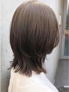 【小杉拓馬】ナチュラルマッシュウルフ:L026845538|ノラ ヘアーサロン(NORA HAIR SALON)のヘアカタログ|ホットペッパービューティー Asian Haircut, Haircut For Thick Hair, Hair Cut Pic, Hair Cuts, Shot Hair Styles, Hair Setting, Natural Hair Styles, Long Hair Styles, Hair Color Balayage