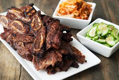 galbi korean bbq short ribs recipe | use real butter