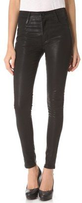 James jeans Twiggy High Class Coated Jeans James Jeans