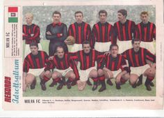 1957 Milan FC