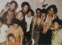 Jackson Family, Jackson 5, Michael Jackson, Beyond Words, The Brethren, Forever Love, Celebs, Celebrities, Pop