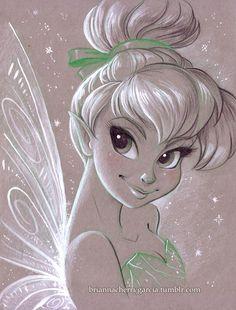 art disney ariel Little Mermaid Sleeping Beauty tinkerbell anna frozen Princess Aurora elsa