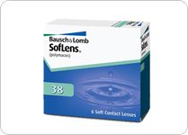 Free Sample of Soflens Contact Lenses