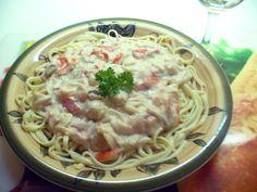 Sauce aux fruits de mer super facile pour pâtes, lasagne, pizza, vol-au-vent ou coquilles St-Jacques