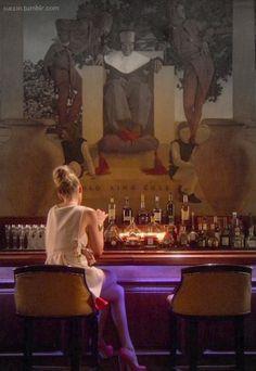 King Cole Bar Amp Saloon St Regis Hotel New York A Scene