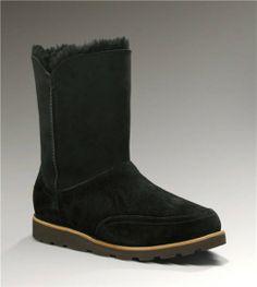 Ugg Shanleigh 3216 Black Boots [UggBoots273] - $159.00