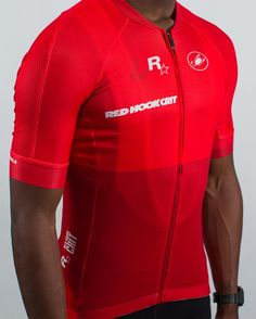 Introducing the Red Hook Criterium x Castelli Aero Race jersey. $150  available now at http://ift.tt/1IHazhh  features: Castelli's fastest jersey developed in the wind tunnel Velocity Dry fabric on front Mesh arm cuffs 3D fabric on back and sleeves Reflective tabs 3 rear pockets  design: @jonahbirns  #redhookcrit #castellicycling by redhookcrit