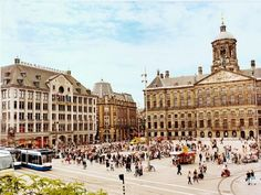 Photographing Amsterdam | Dam Square