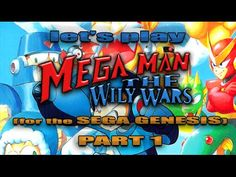 Let's Play Mega Man: The Wily Wars - Part 1 (Mega Man)