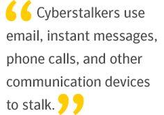 Cyber Stalking - Google Search
