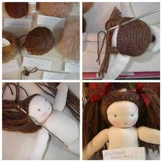/-How To Make A Waldorf Doll- tutorial