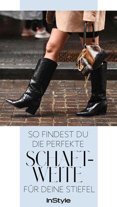 Zu eng, zu weit  Hier findest du Stiefel mit der perfekten Schaftweite für  deine Beine ec36994f6d