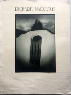 Richard-Margolis-Exhibition-Poster-Hand-Signed-1974