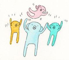 popularity for Illustration Friday #art #drawing #draw #illustration #cute #koala