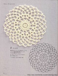 Note Crochet Motif and Edging_9 (535x700, 362Kb) It's so GREAT when the diagram is included with the picture!!!! Thanks. Judith