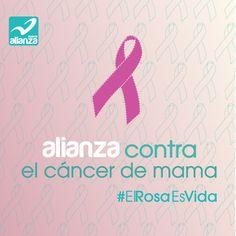 Alianza contra el cáncer de mama.