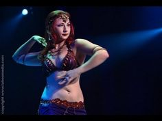 Ashley Lopez performs belly dance at The Massive Spectacular! Las Vegas.  Very dramatic!  Wonderful!