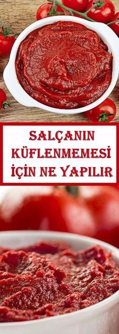 SALÇANINkuflenmemesi için ne yapmalıyım İÇİN NE YAPILIR Cooking Tips, Cooking Recipes, Tasty, Yummy Food, Turkish Recipes, Food Presentation, Family Meals, Salsa, Snack Recipes