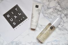 beauty, remover, rituals, routine, gel, woman, makeup