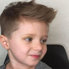 Clean Cut Fun hairstyle