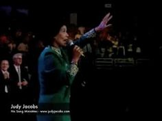 "IF THIS ONE DOESN'T LIGHT YOUR FIRE, THEN YOUR WOOD'S WET -------  Judy Jacobs - ""Days of Elijah/ No God Like Jehovah"""