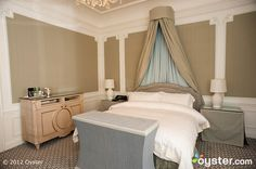 The Grand Luxe Guestroom at The St. Regis New York