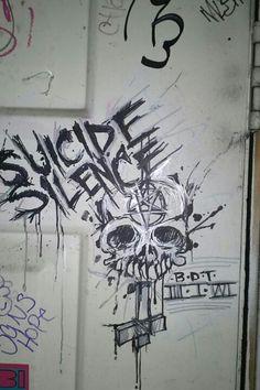 suicide silence <3