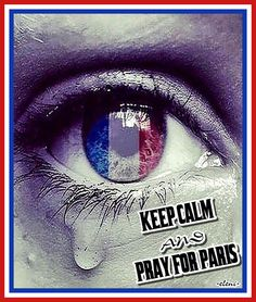 KEEP CALM AND PRAY FOR PARIS -created by eleni Keep Calm Signs, Keep Calm Quotes, Self Thought, Pray For Paris, Dear Self, Quotes About Everything, Chat Board, Stay Calm, Social Issues