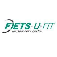 Fiets-U-Fit logo design