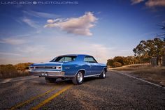 '66 Chevelle SS...brings back good memories!  Wish we still had it.