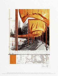 Christo  www.artexperiencenyc.com