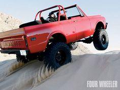 1972 K5 Blazer 67 72 Chevy Truck, Chevy Trucks, Jacked Up Trucks, Chevy C10, Chevy Blazer K5, K5 Blazer, Gm Trucks, Pickup Trucks, Cool Trucks