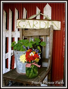 Prairie Flower Farm: Search results for flower gardens