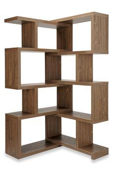 Buy Mode® Walnut Flexible Tall Shelf from the Next UK online shop £299 (2014)
