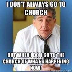 Joey Coco Diaz @Joeycocodiaz @J. R. The Church of What's Happening Now