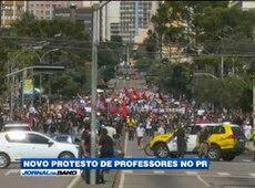 Galdino Saquarema Noticia: Festa do trabalhador dá lugar a novo protesto em Curitiba