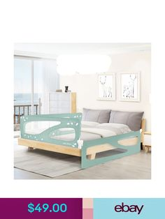 Baby Guard Rail Baby Bed Safety Swing Down Crib Toddler Summer Universal Folding Regular Tea Drinking Improves Your Health Baby Baby Safety & Health