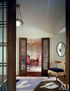 Madonnas New York City Apartment