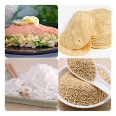 Gluten Free Meal Ideas