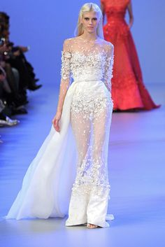 Elie Saab Haute Couture Frühjahr/Sommer 2014