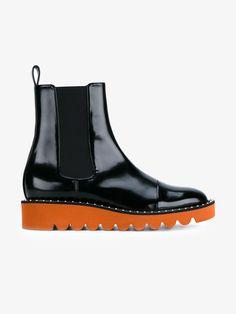 STELLA MCCARTNEY | Odette Faux Leather Boots | Womenswear | Browns Fashion