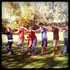 Family activities/ Family Olympics ideas