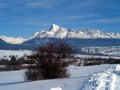 High Tatras Kriváň
