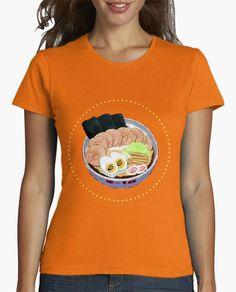 Camiseta ramen de Naruto