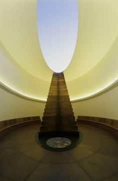 James Turrell, Roden Crater, East Portal